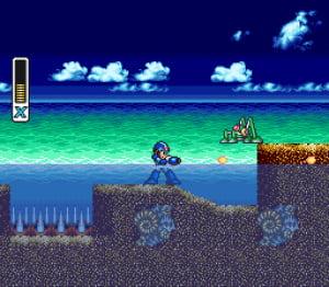 Mega Man X Review - Screenshot 1 of 3