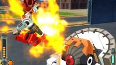 Mega Man Legends 3: Prototype Version Screenshot
