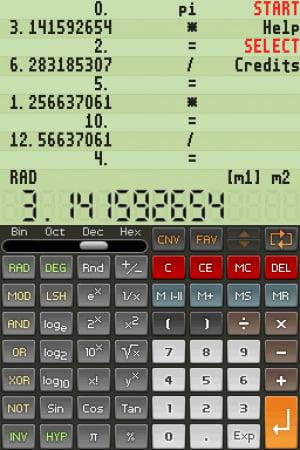 Calculator Review - Screenshot 2 of 3