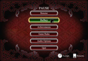 V.I.P. Casino: Blackjack Review - Screenshot 4 of 4