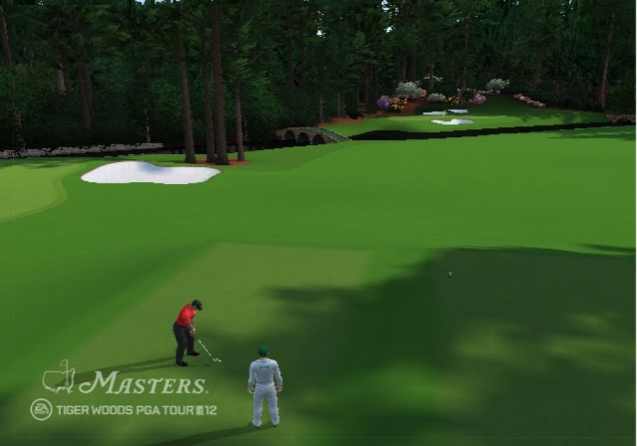Tiger Woods PGA Tour 12: The Masters Review - Screenshot 1 of 5