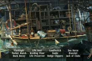 Mystery Case Files: The Malgrave Incident Screenshot