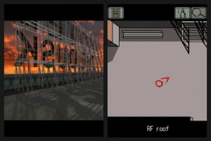 Hotel Dusk: Room 215 Screenshot