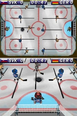 Ice Hockey Slovakia 2011 Screenshot