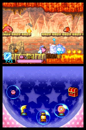 Kirby Squeak Squad Review - Screenshot 4 of 4