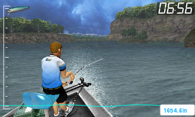 Angler's Club: Ultimate Bass Fishing 3D Screenshot