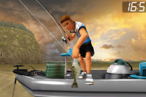 Angler's Club: Ultimate Bass Fishing 3D Screenshot