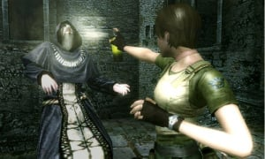 Resident Evil: The Mercenaries 3D Review - Screenshot 1 of 6