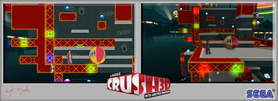 CRUSH3D Screenshot
