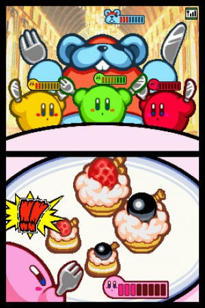 Kirby Squeak Squad Review - Screenshot 2 of 4