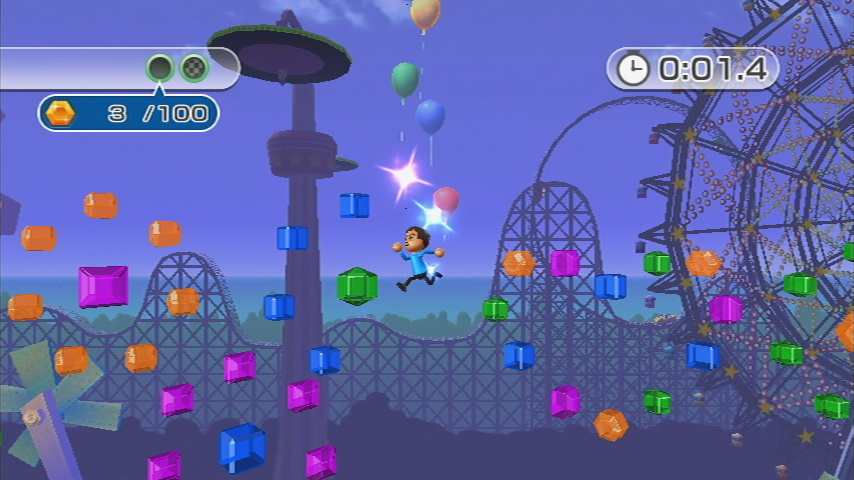 Wii Play: Motion Screenshot
