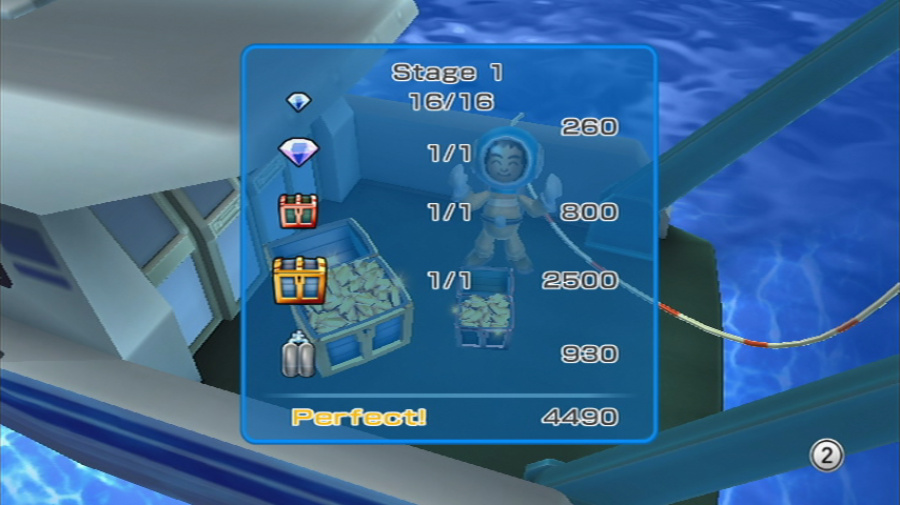 Wii Play: Motion Review - Screenshot 6 of 7