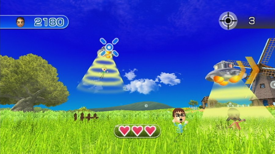 Wii Play: Motion Review - Screenshot 7 of 7