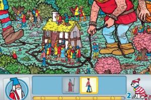 Where's Wally? Fantastic Journey 3 Screenshot