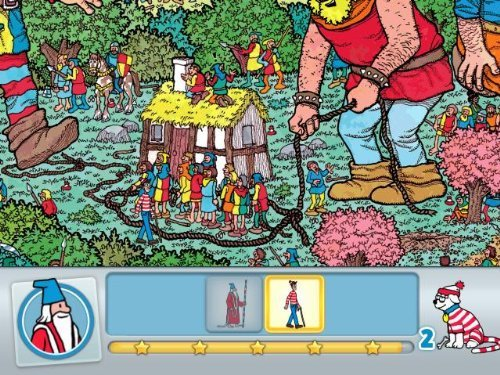 Where's Wally? Fantastic Journey 3 Screenshot