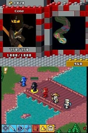 LEGO Battles: Ninjago Review (DS) | Nintendo Life