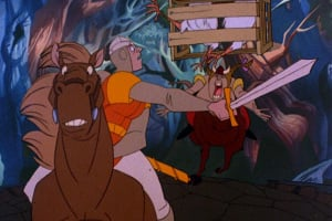 Dragon's Lair Trilogy Screenshot