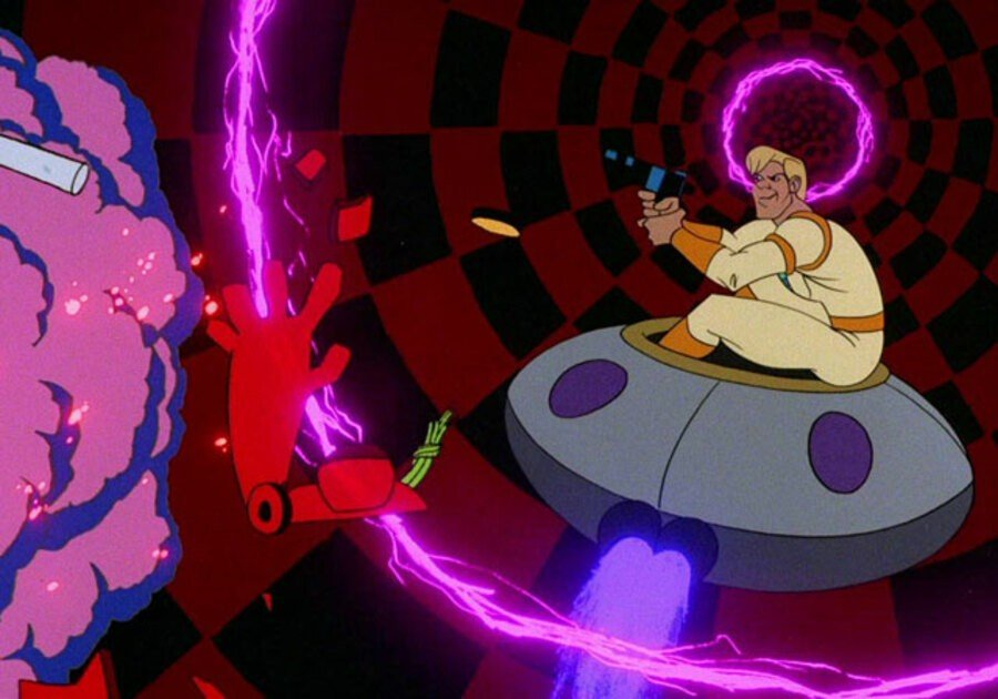 Dragon's Lair Trilogy Screenshot