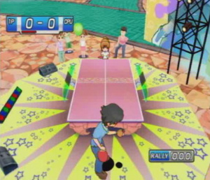 Family Table Tennis Review - Screenshot 1 of 5