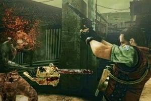 Resident Evil: The Mercenaries 3D Screenshot