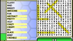 Word Searcher 3 Screenshot