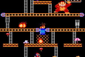Donkey Kong Screenshot