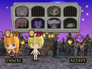 Gabrielle's Ghostly Groove: Monster Mix Review - Screenshot 1 of 3