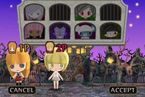 Gabrielle's Ghostly Groove: Monster Mix Screenshot