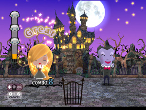 Gabrielle's Ghostly Groove: Monster Mix Review - Screenshot 2 of 3