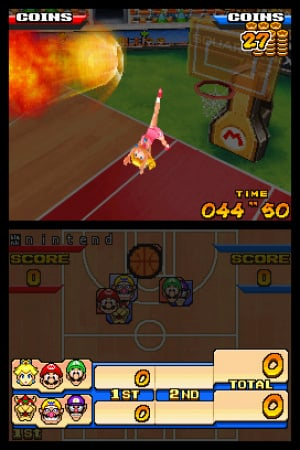Mario Hoops 3 on 3 Review - Screenshot 1 of 4
