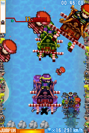 GO Series: Portable Shrine Wars Review - Screenshot 2 of 3