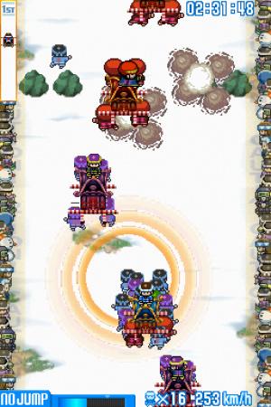 GO Series: Portable Shrine Wars Review - Screenshot 1 of 3