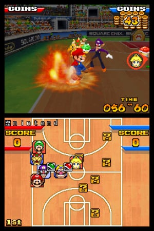 Mario Hoops 3 on 3 Review - Screenshot 4 of 4