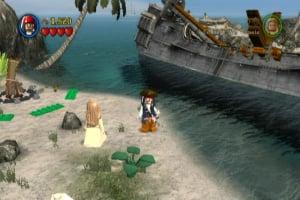 LEGO Pirates of the Caribbean Screenshot