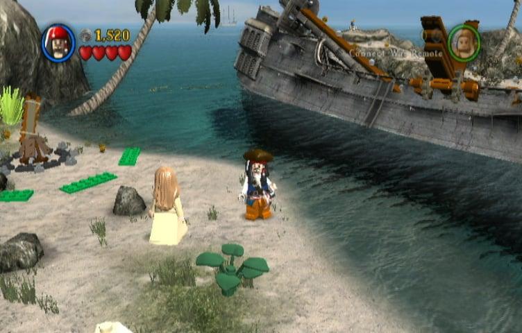 Lego Pirates Of The Caribbean Wii News Reviews Trailer Screenshots