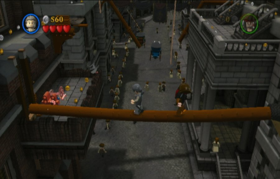 LEGO Pirates of the Caribbean Review - Screenshot 2 of 5