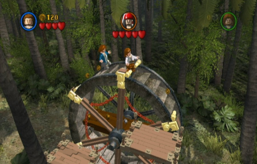 Lego Pirates Of The Caribbean Review Wii Nintendo Life