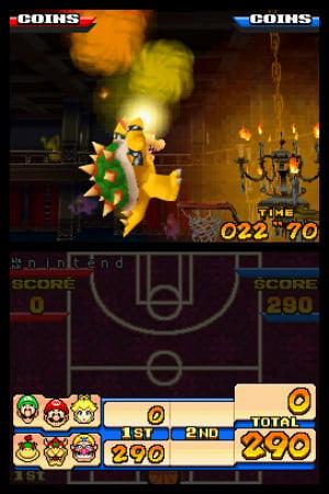 Mario Hoops 3 on 3 Review - Screenshot 2 of 3