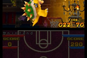 Mario Hoops 3 on 3 Screenshot