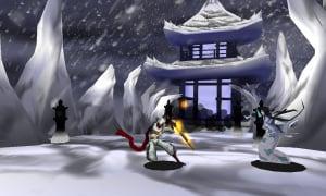 Shinobi Review - Screenshot 1 of 6