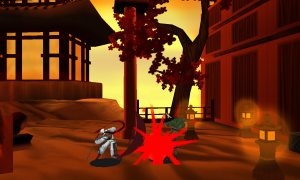 Shinobi Review - Screenshot 2 of 6