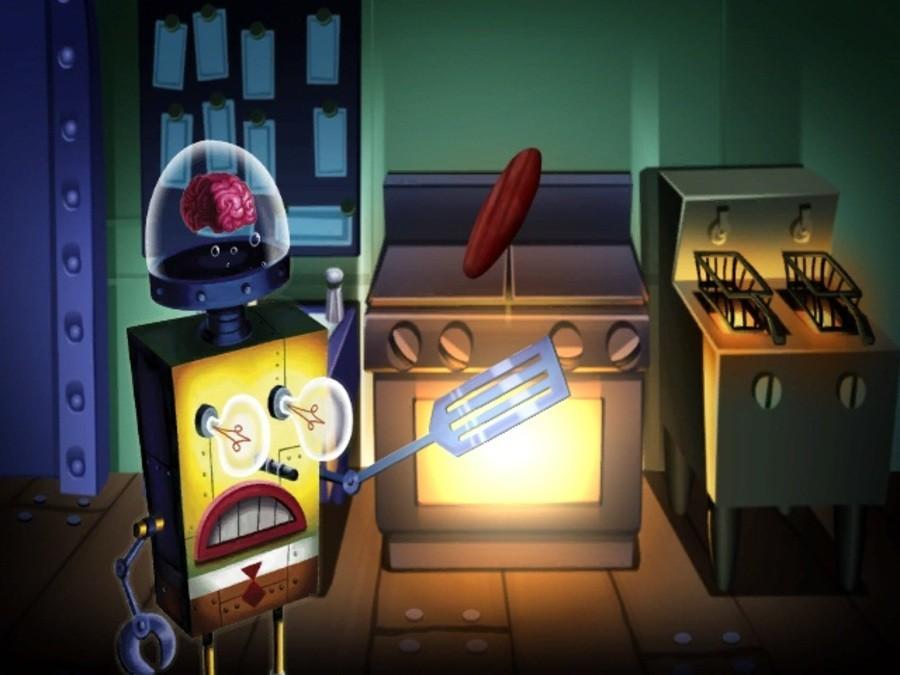 SpongeBob SquigglePants 3D Screenshot
