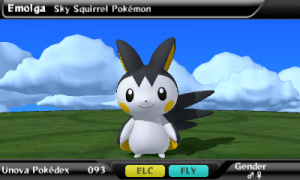 Pokédex 3D Review - Screenshot 1 of 4