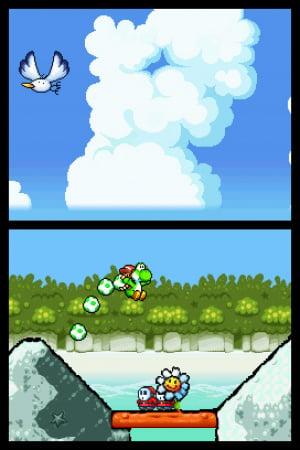 Yoshi's Island DS Review - Screenshot 1 of 3
