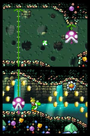 Yoshi's Island DS Review - Screenshot 1 of 4
