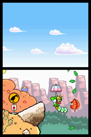 Yoshi's Island DS Review - Screenshot 3 of 4