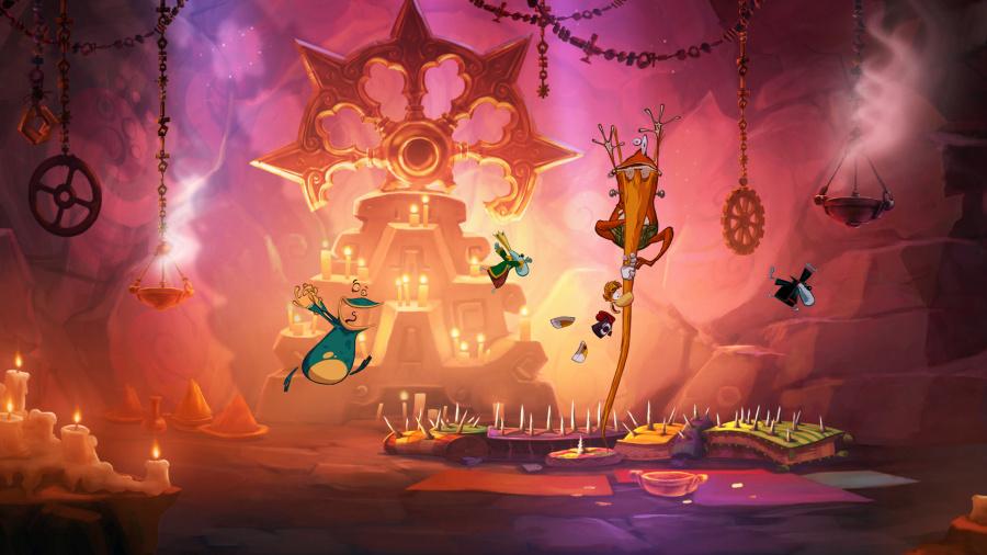 Rayman Origins Review - Screenshot 5 of 6