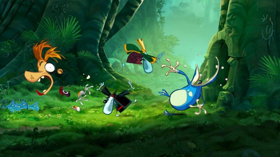 Rayman Origins Review - Screenshot 4 of 6