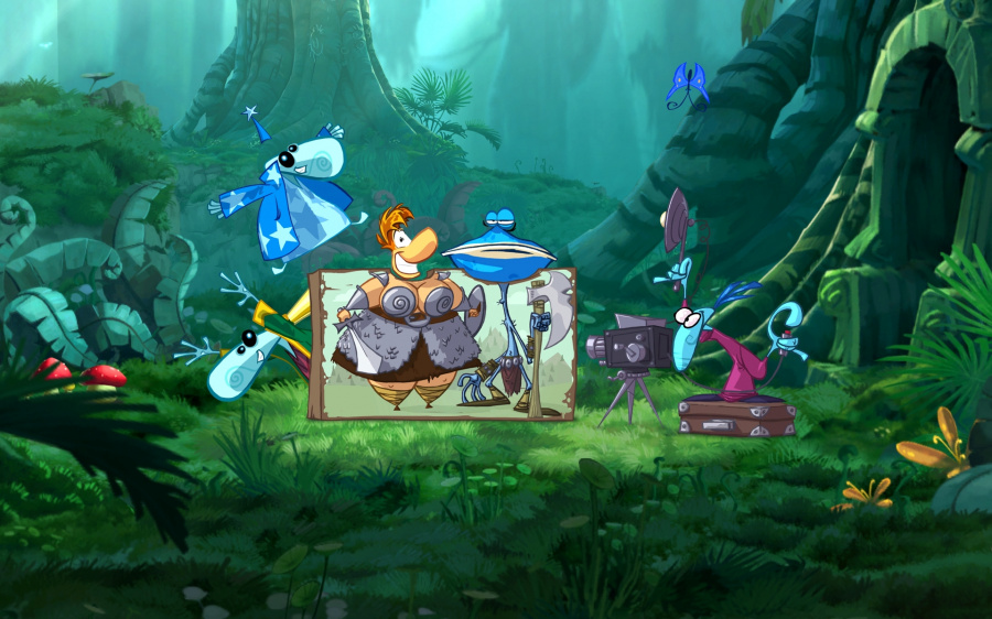 Rayman Origins Review - Screenshot 2 of 6