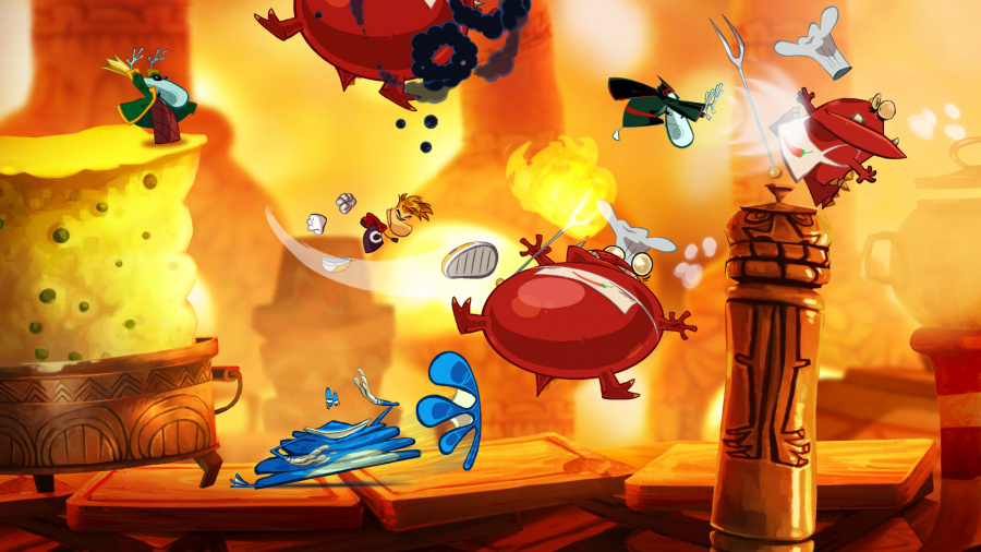 Rayman Origins Review - Screenshot 3 of 6